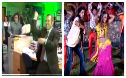 WATCH  'The Office' cast dancing to Bhojpuri song 'Tu