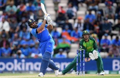 ICC Cricket World Cup 2019: Rohit 122*, Yuzvendra Chahal 4/50 help India to win vs South Africa
