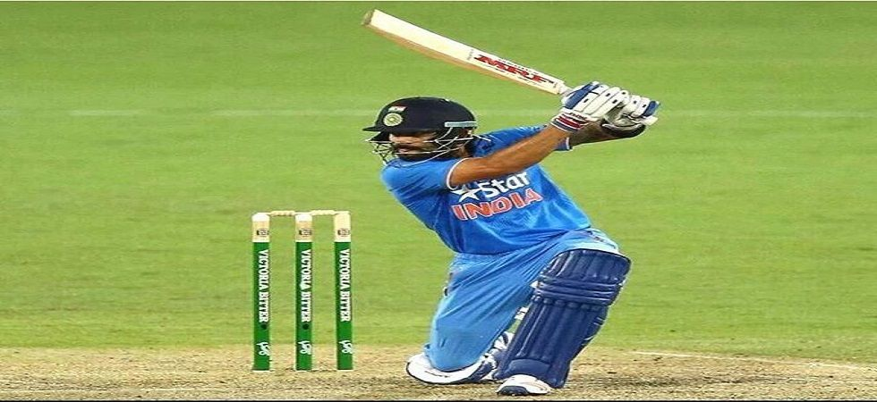 Virat Kohli's Indian cricket team have depth in both the batting and the bowling. (Image credit: Twitter)