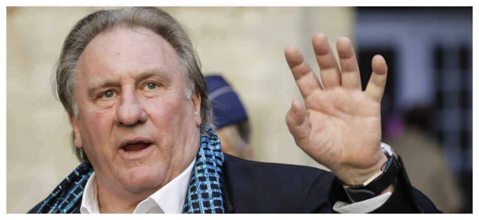 Rape investigation against Gerard Depardieu dropped (Photo: Twitter)