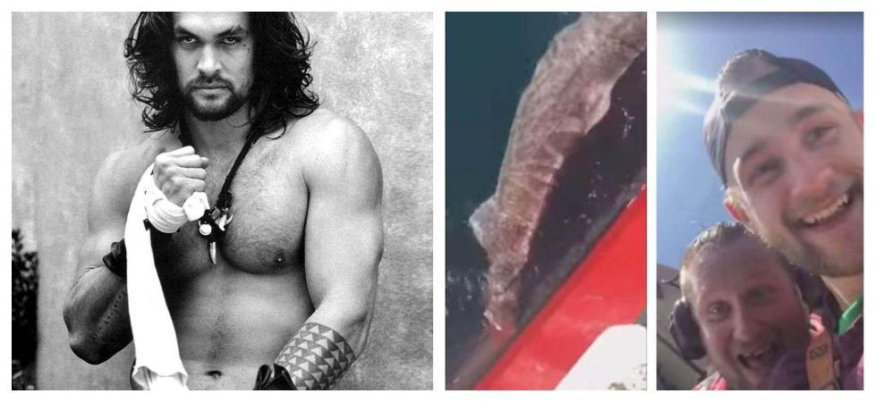 Jason Momoa slams fishermen who cut off shark's tail (Photo: Instagram)