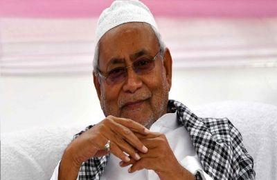 Bihar CM Nitish Kumar hits back at BJP leader Giriraj Singh over his jibe on Iftar party