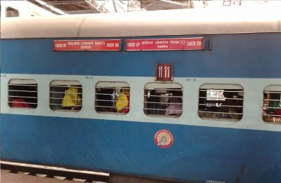Explosive-like material found on Shalimar Express in Mumbai