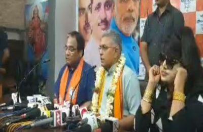 'Truly international party,' taunts Trinamool Congress as Bangladeshi actor Anju Ghosh joins BJP