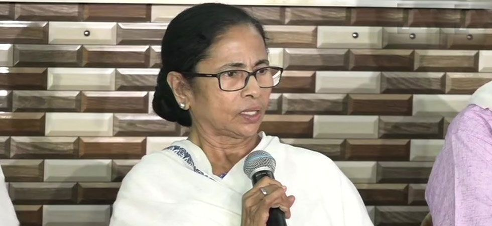Chief Minister Mamata Banerjee said it is an internal issue. (Image Credit: ANI)