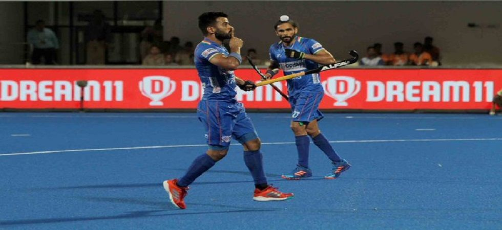 Manpreet Singh Scores Brace India Beat Poland In Fih Series Finals