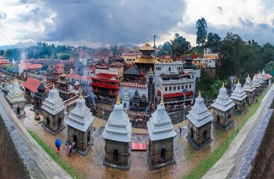 Nepal's Pashupatinath temple reveals assets for first time