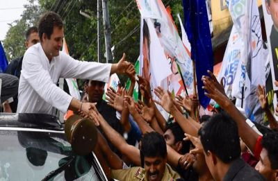 Rahul Gandhi begins three-day thanksgiving visit to Kerala, hits out at Modi government