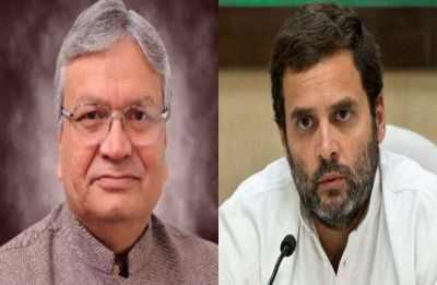 Aslam Sher Khan, former Olympian and MP, wants to step into Rahul Gandhi's shoes as Congress chief