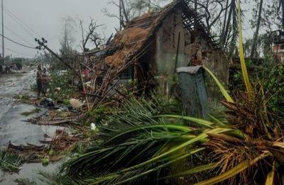 Cyclone Fani caused loss of over Rs 9,000 crore to Odisha