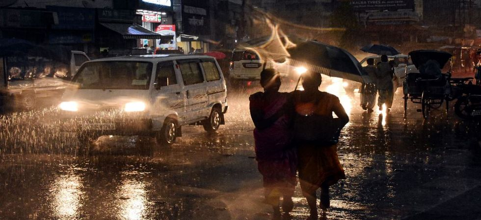 Monsoon in India (Photo Source: PTI)