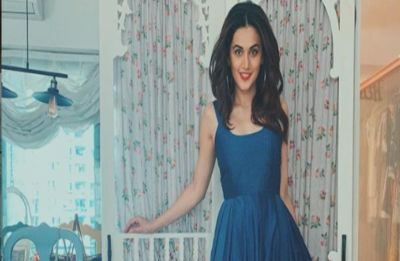 Taapsee Pannu will retire from movies when she achieves THIS!
