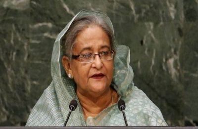 Pilot flying special plane to bring back Bangladeshi PM Sheikh Hasina, caught without passport