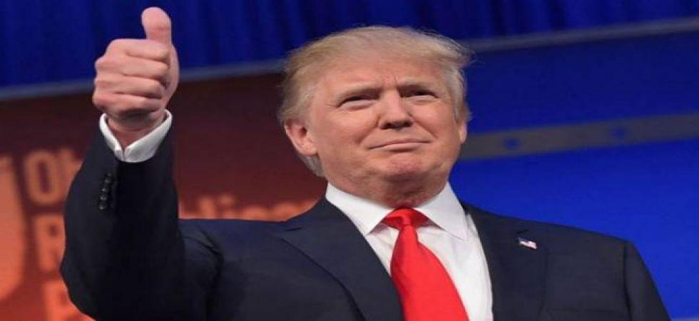 Donald Trump has often said unpredictability helps him negotiate. (File photo)