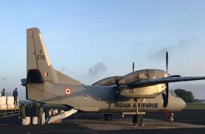 Give details of missing AN-32 aircraft and get reward of Rs 5 lakh, announces IAF