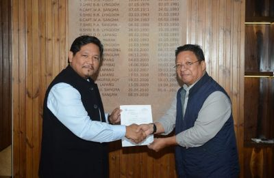 Conrad Sangma-led National People's Party gets national party status