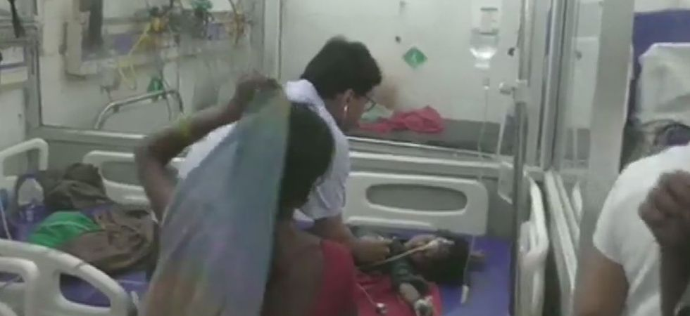 Most patients were brought in with high fever and hypoglycemia, said official (Image Credit: ANI)