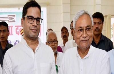 Nitish Kumar seeks clarification from Prashant Kishor on reports of signing pact with Trinamool