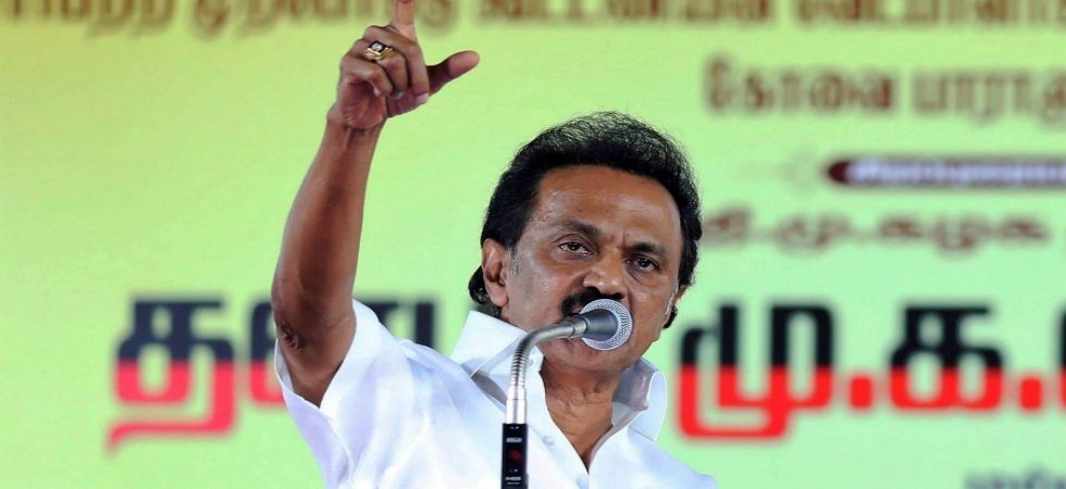 DMK chief MK Stalin (File Photo)