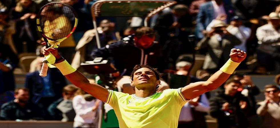 Rafael Nadal sealed his reputation as one of the greatest players on clay by winning the French Open for a record 12th time by beating Dominic Thiem in the final. (Image credit: Twitter)