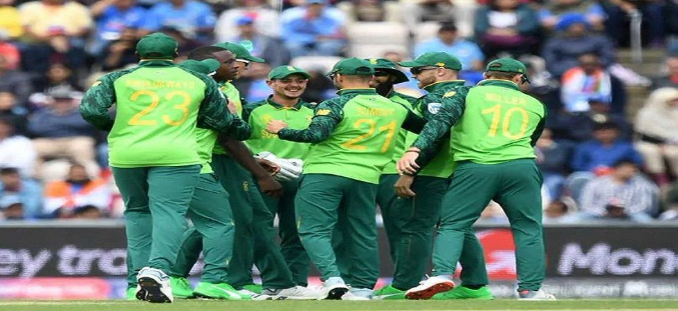 South Africa will be determined to break their losing streak in the ICC Cricket World Cup 2019. (Image credit: Twitter)