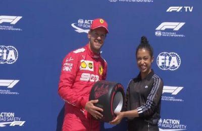 Sebastian Vettel snatches dramatic pole position in Canadian Grand Prix