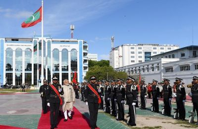 India to help train 1,000 civil servants of Maldives