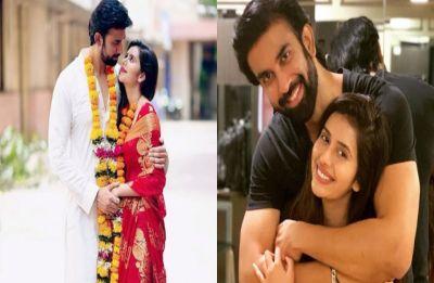 Sushmita Sen's brother Rajeev Sen marries girlfriend Charu Asopa in a court wedding, VIEW PICS