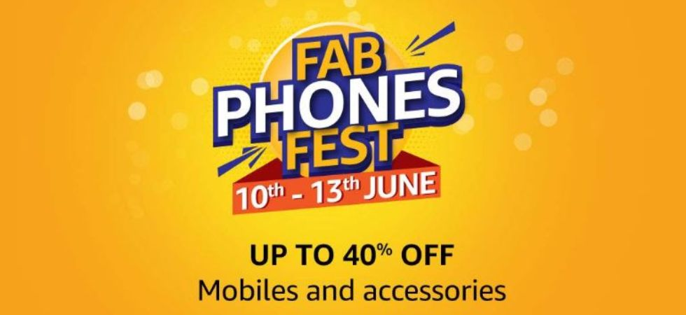 Amazon Fab Phones Fest (Photo Credit: Amazon)