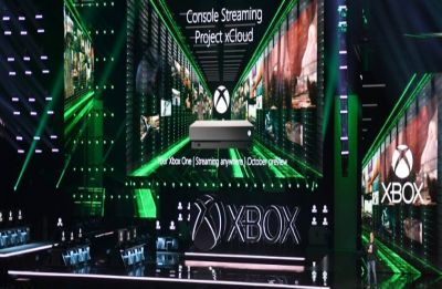Microsoft finally gives glimpse of new Xbox console