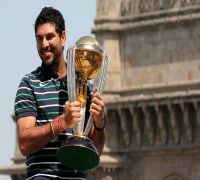 Yuvraj Singh, India's greatest match-winner, goes into the sunset