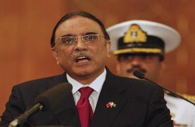 Asif Ali Zardari, former Pakistan president, arrested in fake bank accounts case