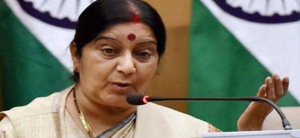 Sushma Swaraj says news of her appointment as Andhra Pradesh Governor 'not true'