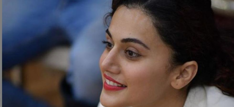 Women are tired of being portrayed as dumb on screen: Taapsee Pannu