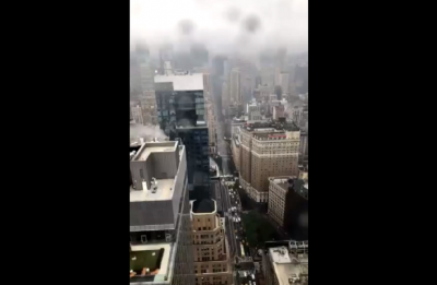 1 dead as helicopter crash lands on Midtown Manhattan's skyscraper: NYC Police