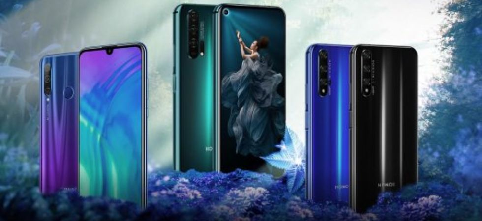 Honor  20 series launch (Photo Credit: Twitter)