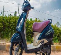 TVS motor company discontinues Jupiter Grande, upgrades Jupiter ZX