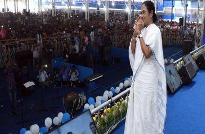 West Bengal CM Mamata Banerjee unveils new bust of Ishwar Chandra Vidyasagar