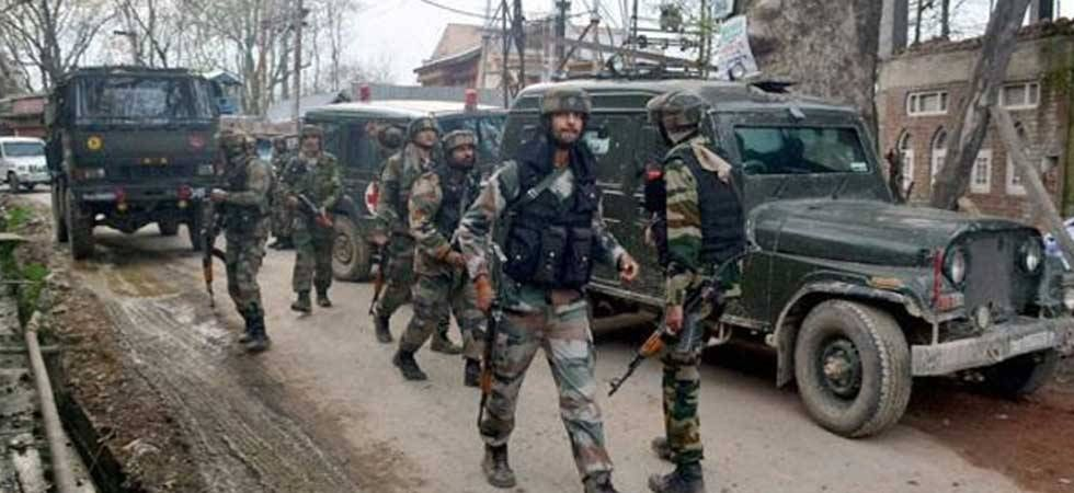Jammu & Kashmir Encounter  breaks out (File Photo)