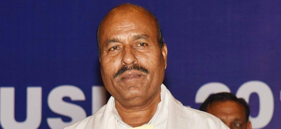 Virendra Kumar Khatik is the Minister of State for Women & Child Development and Minority Affairs. (Photo: Wikipedia)