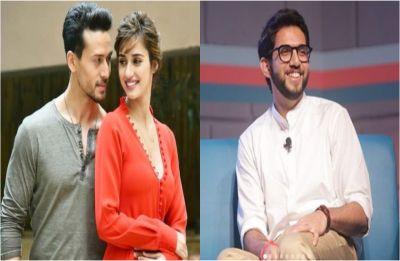 Disha Patani goes on dinner outing with Aditya Thackeray, Twitterati wonder 'Tiger ka kya hoga?'
