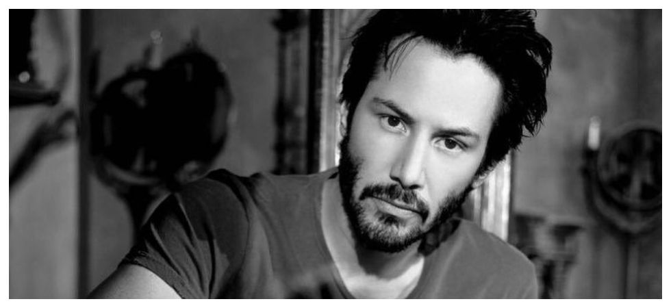 Keanu Reeves called a 'respectful king' by fans (Photo: Instagram)