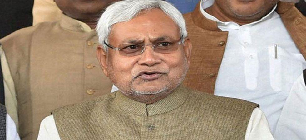 Bihar Chief Minister Nitish Kumar. (File Photo: PTI)