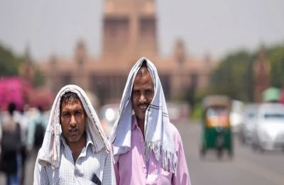 Delhiites to get slight relief from scorching heat