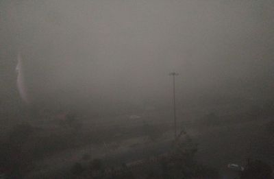 Massive dust storm hits Delhi-NCR, visibility drops in region