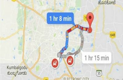 Good News! Google Maps tests 'off-route' alert feature in India