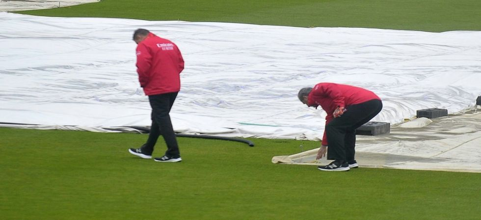 The Bangladesh vs Sri Lanka clash was the third game affected due to rain and this is the most-ever in the history of the World Cups. (Image credit: Twitter)