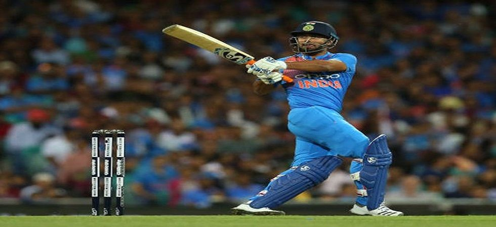 Rishabh won't be considered a replacement till the time the team management takes a final call on Shikhar Dhawan's availability for the rest of the ICC Cricket World Cup 2019. (Image credit: Twitter)