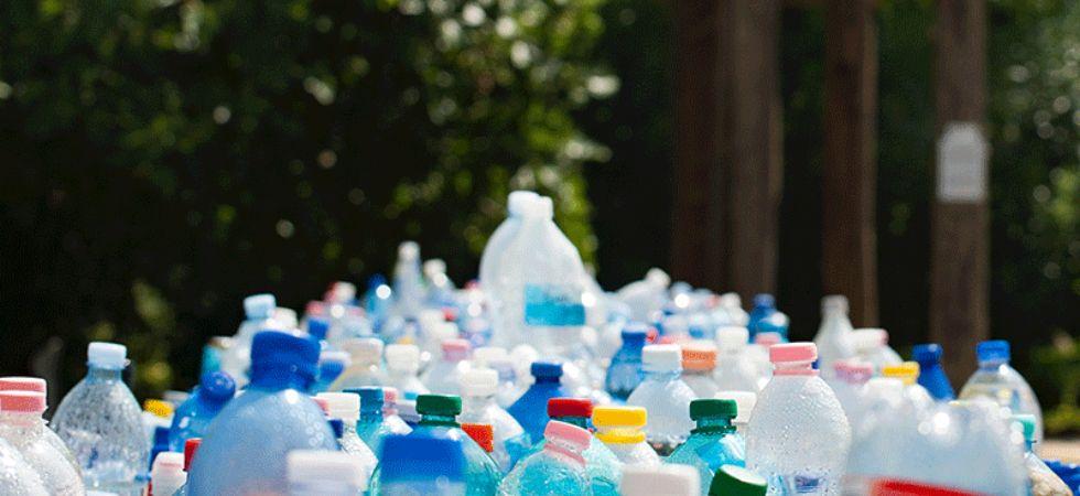 plastic bottles (Photo Credit: Twitter)