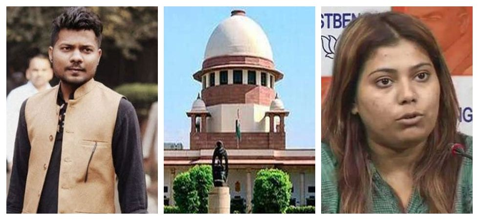 Supreme Court made a distinction between the cases of Kanojia and West Bengal BJP youth wing leader Priyanka Sharma. (File Photo)